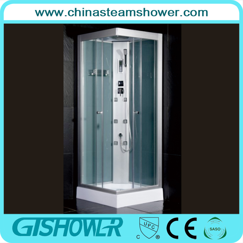 Low tray shower room bathroom shower cabin (KF-T003)