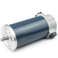 180V 4200rpm Treadmill PM DC Motor