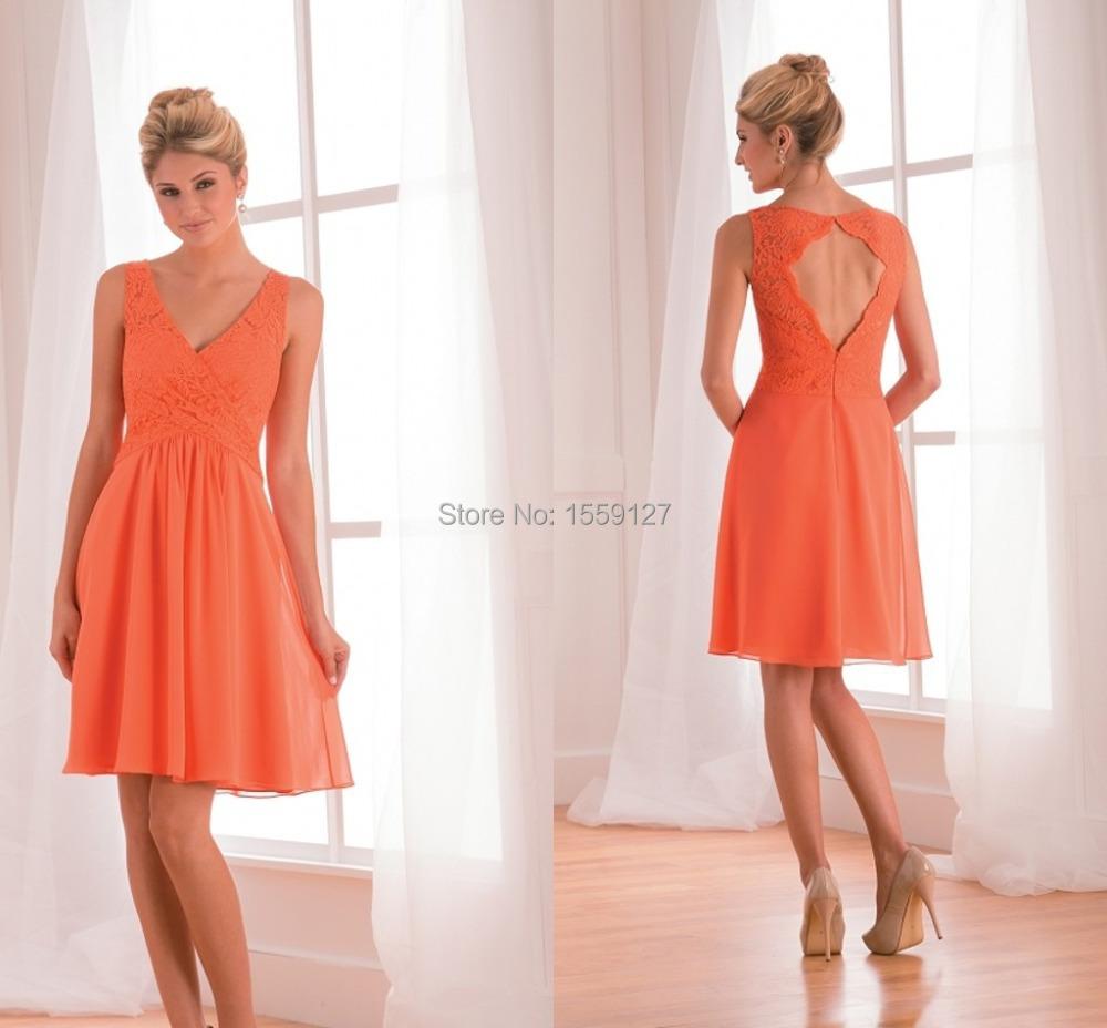 robes de mode robe pas cher orange. Black Bedroom Furniture Sets. Home Design Ideas