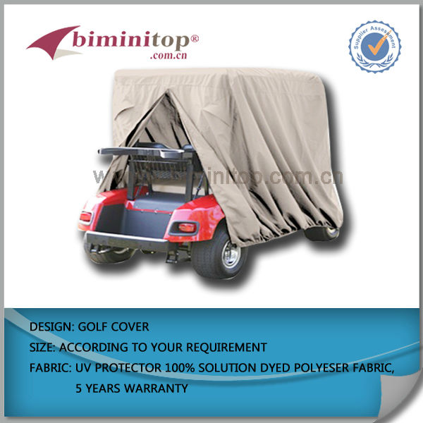 High quality golf bag travel cover