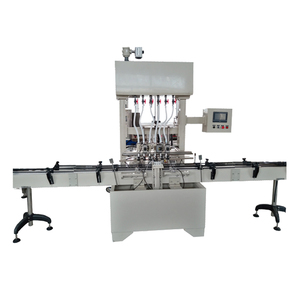 Automatic liquid potassium carbonate filling machine filling line