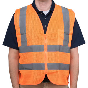 2017 HOT SALE mesh reflective safety vest