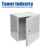 Custom Sheet Metal Wall Mount Enclosure Electrical Switchboard Control Panel Box
