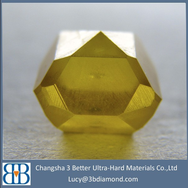 Yellow Rough Diamonds for Jewelry