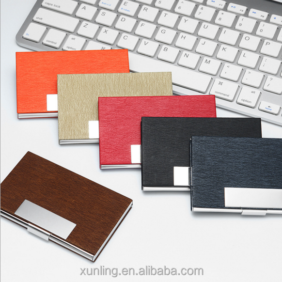 High quality Credit Card Bag/Business Card Holder/Name Cards Case for gift