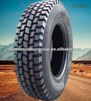 285/75r24.5 Steel Belted Radial Truck And Bus Tyre Tbr Tire - Buy Radial Truck And Bus Tyre ...