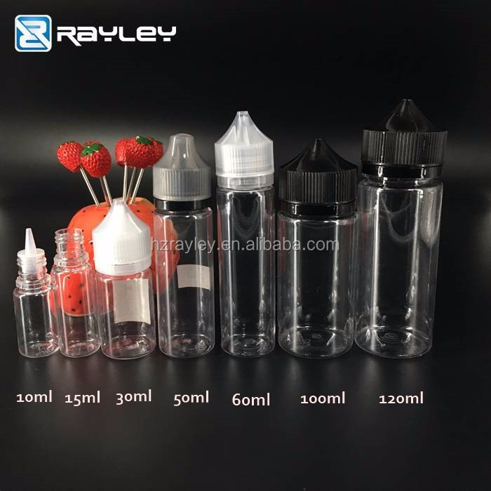 10ml 15ml 30ml 50ml 60ml 100ml 120ml pet unicorn bottles plastic essential oil bottles empty oil bottles