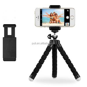 Universal Mini Sponge Mobile Phone Camera Tripod for Outdoor Photo Selfie Tripod
