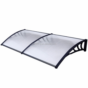 hotsale Outdoor DIY polycarbonate plastic used awnings for sale
