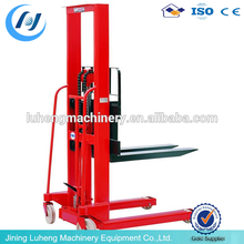 1.5 ton 2 wheels small electric forklift for sale - LUHENG