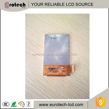 3.5inch 480*800 AMS353FD09 oled lcd