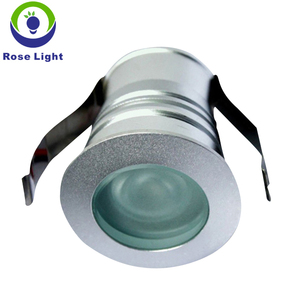 Dimmable 1W /3W led recessed ceiling light 12V IP65 downlights