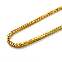 Miss Jewelry 18K Dubai New Gold Franco Chain Design Mens