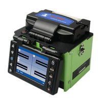 Single Fiber Splicer KL-500E Optical Fusion Splicer for PAS Technology Made in China high quality