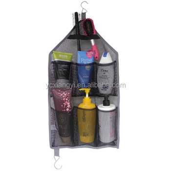 Delightful Hanging Bathroom Mesh Storage/Shower Tote/Mesh Shower Caddy