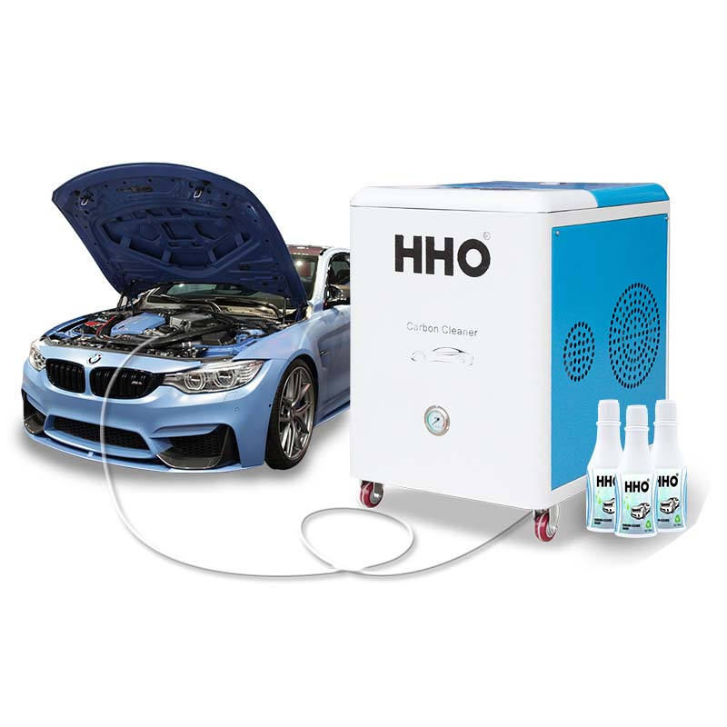 Hot selling HHO motor carbon cleaner machine voor auto