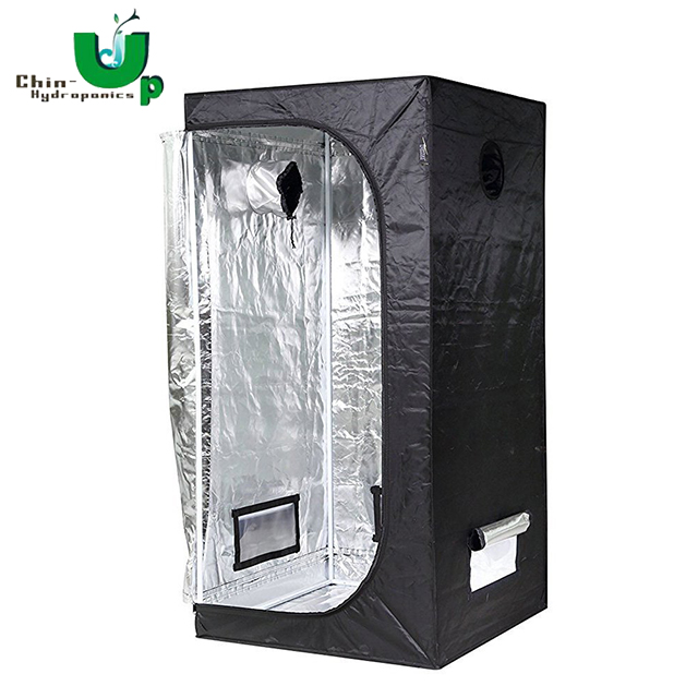600d mylar crescere tenda/idroponica tenda/mini crescere box/growbox