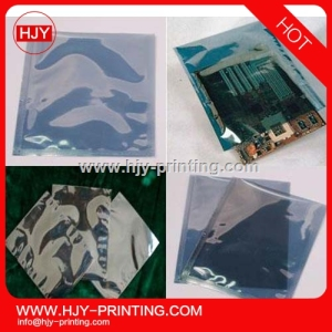 ESD Anti Static Shielding Bags Hard Disk Drive Packaging Waterproof Self Seal Antistatic