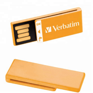 Mini Plastic Usb Flash Drive Paper Clip Usb 2.0 Pen Drive for Promotional gift