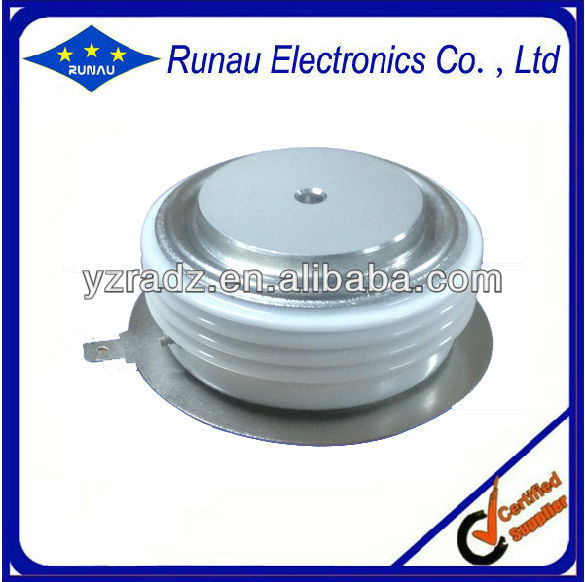 Discrete Thyristors--High di/dt Capability Capsule Type High Current