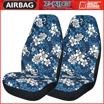 Universal Fitting Hawaii Printing Car Seat Cover