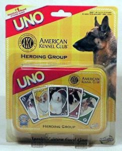American Kennel Club UNO ~ Herding Group