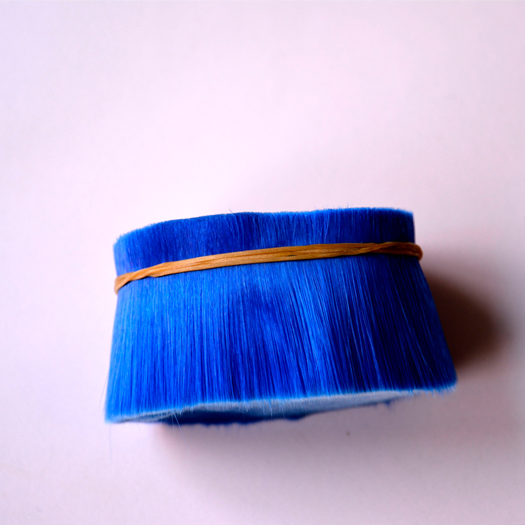 synthetic hair filament used for eyelashes making