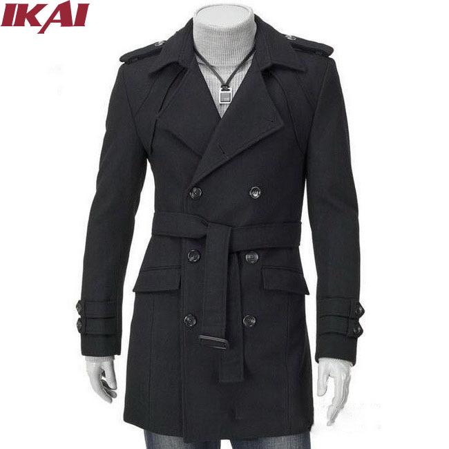 2013 winter jacket men long korean mens windbreaker. Black Bedroom Furniture Sets. Home Design Ideas