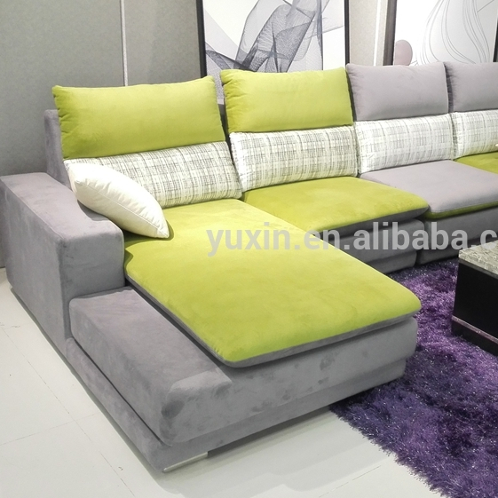 Modern Livingroom Sofa Set Fabric Corner Sofa Furniture L Shape Sectional  Sofa - Buy Sofa Furniture,Corner Sofa,Living Room Sofa Set Product on ...
