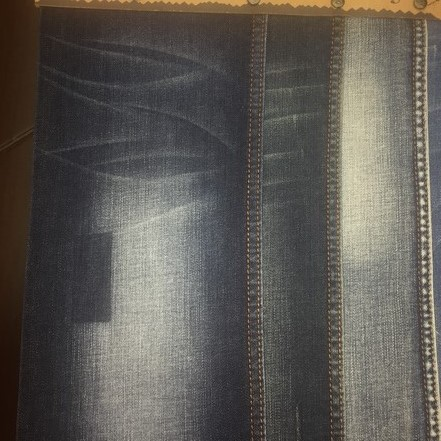 2017 trade and manufacture 12s ring slub denim fabrics