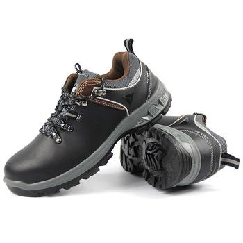 d6ced1b8a3 2018 new type Pu sole safety shoes   high heel steel toe safety shoes    woodland