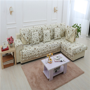 Good Quality New Pattern Sofa Corner Cover Cute Elastic For Living Room