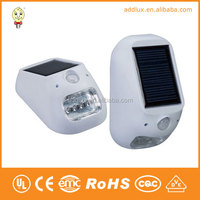 Factory Price 2xAAA 1.2V, Ni-mh Indoor 1W Daylight / Pure White LED Solar Powered Light