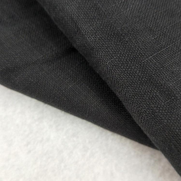 100% Lino puro de tela de alta calidad fabricante de Textiles