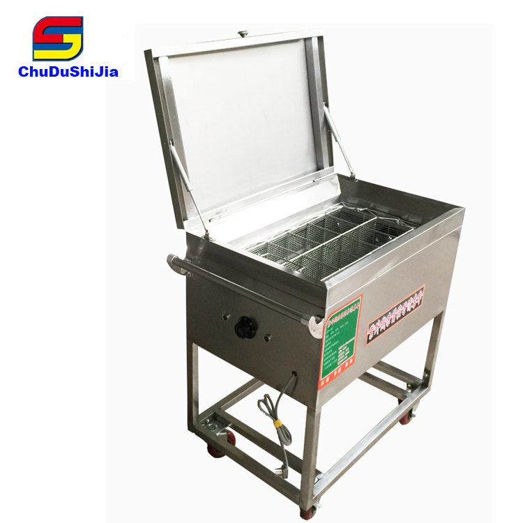 2019 Electric fully Automatic  Grease trap oil water  separator for hotpot restaurant