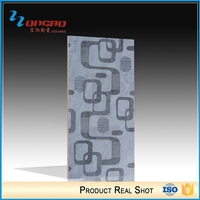 Promotion Item Imported Glossy Finish Wavy Ceramic Wall Tiles