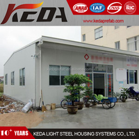 Low Cost Prefabricated House as Temporary Clinic 25