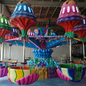 High quality family newest crazy jellyfish ride import from china amusement