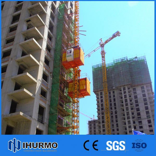 2015 building construction materials lift