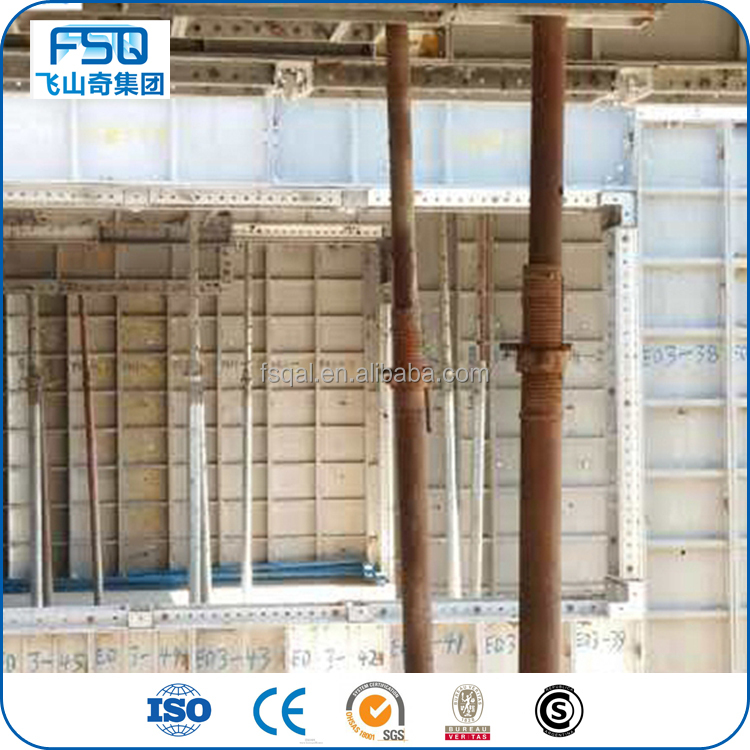 Accessories For Shoring Props Building Construction Aluminum Formwork