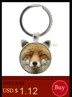 Vintage black wolf with flower rose keychain Snarl Snow Wolf keyring dire  wild animal charms key chain ring holder jewelry CN782 - us626 b466e54e5fca