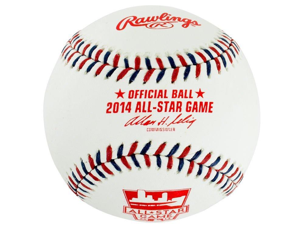 Rawlings 2014 MLB Major League Baseball Official ALL-STAR GAME Baseball - Brand New in Cube!