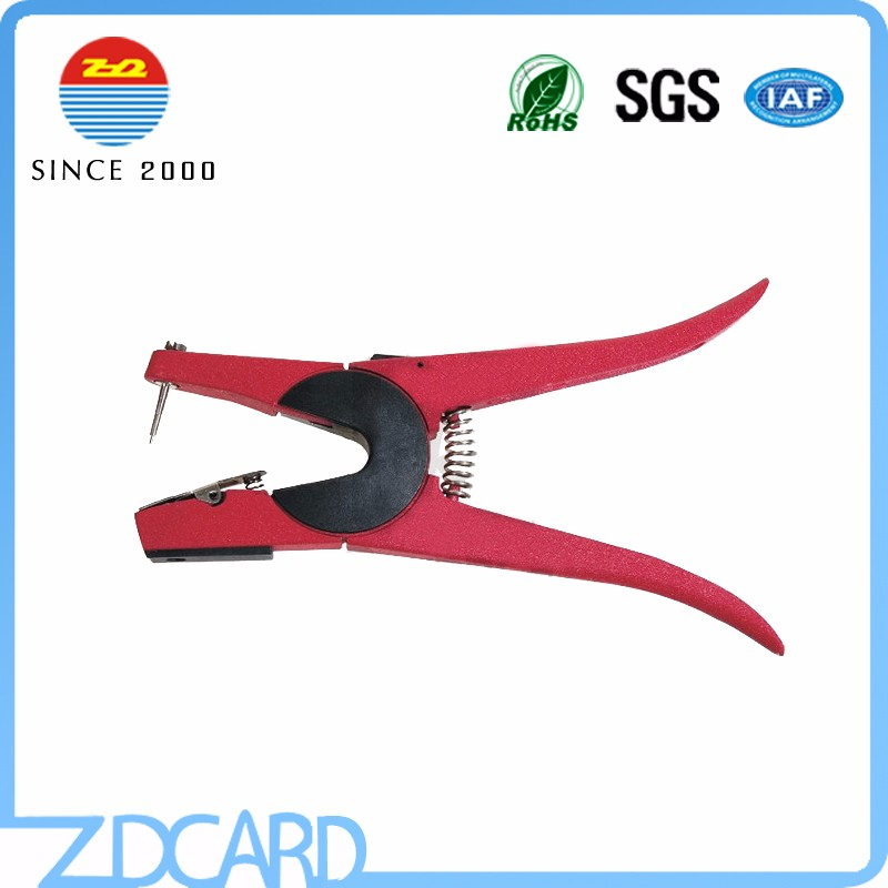 Alloy Steel Animal Tool Plier Ear Tag Punch Plier Applicator