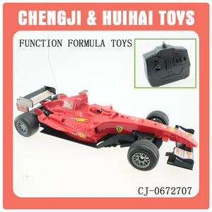 Remote toys plastic 1:18 4ch rc car formula 1 toy cars