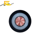 Submarine XLPE PVC /Rubber coated copper power cable