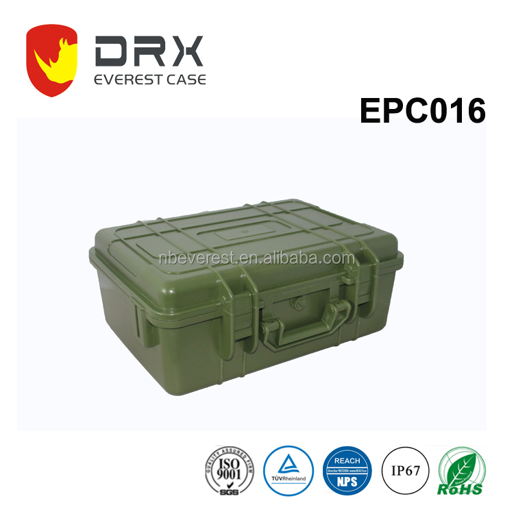 Factory Wholesale EVA Foam Protective hard safety fire control box case