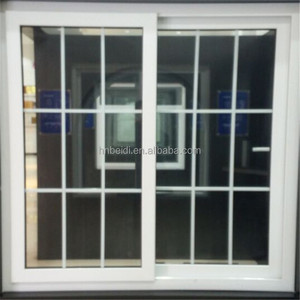 upvc/pvc profiles windows doors sliding window