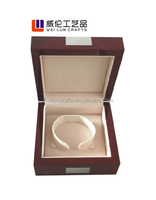 Elegantly designed unique custom jewelry packaging box/wooden jewelry box