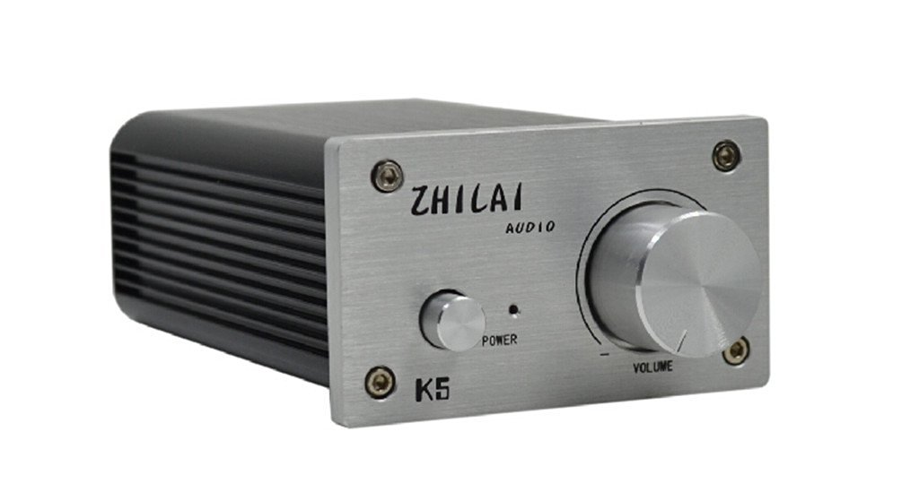 SHINA K5 Digital High Power Amplifier TDA7492 Audio HiFi 2.0 Channel Amp 50W*2