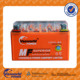 Poweroad True Nano Gel battery Powersports / Motorcycle Battery replace acid pack MF YTX7L-BS